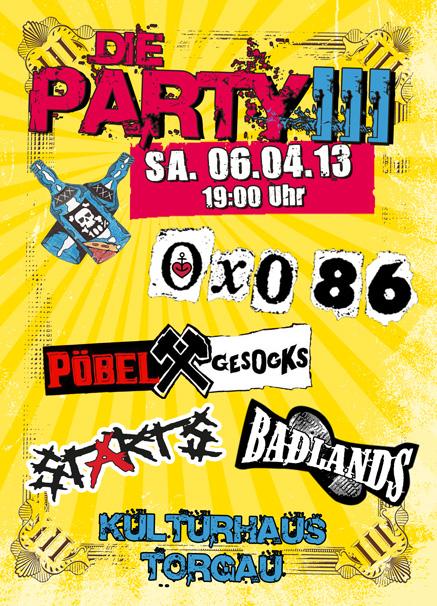 die party 3